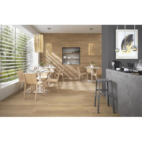 RAGNO WOODLIVING ROVERE BIONDO  20 X 120    I gat.